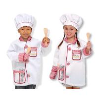 Melissa & Doug Chef Role Play Costume Set