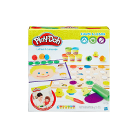 Play Doh Shape & Learn Letters & Languages