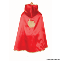Great Pretenders Reversible Snow White & Belle Cape - 2