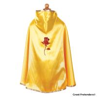 Great Pretenders Reversible Snow White & Belle Cape (Size 5-6)