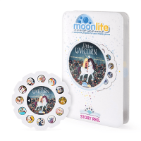 Moonlite Uni the Unicorn Story Reel