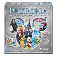 Ravensburger Pictopia Disney Edition Board Game