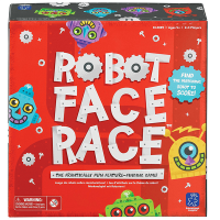 Educational Insights Robot Face Race - 1