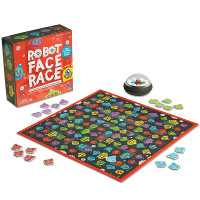 Educational Insights Robot Face Race - 2