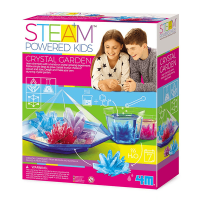 Steam Kids Crystal Garden