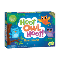 Peaceable Kingdom Hoot Owl Hoot! Board Game