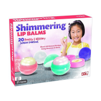 Smartlab Shimmering Lip Balms Science Kit