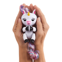 Fingerlings Gigi the Unicorn White