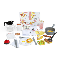 Melissa & Doug Star Diner Restaurant Accessory Set