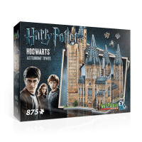 Wrebbit 3D Harry Potter Hogwarts Astronomy Tower Jigsaw Puzzle 875 Piece
