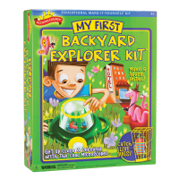Alex Brands My First Backyard Science Kit
