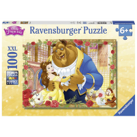Ravensburger Belle & the Beast 100 Piece Puzzle