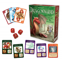Gamewright Dragonwood Board Game