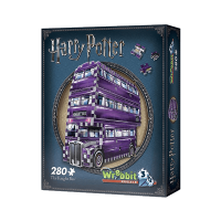 Wrebbit 3D Harry Potter Knight Bus Jigsaw Puzzle 280 Piece