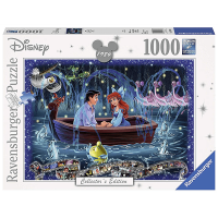 Ravensburger Little Mermaid 1000 Piece Puzzle