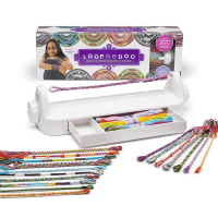 Ann Williams Craft-tastic LoopDeDoo Spinning Loom Kit
