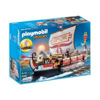 Playmobil Roman Warriors Ship Playset