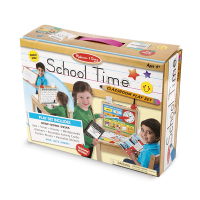 Melissa & Doug Schooltime Classroom Playset