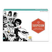 Wonder Forge Suspicion Game