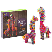 Ann Williams Craft-tastic Yarn Giraffes Kit