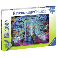Ravensburger Aquatic Exhibition 200 Piece Puzzle