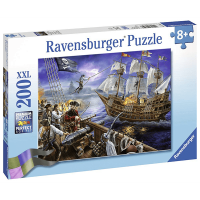 Ravensburger Blackbeards Battle 200 Piece Puzzle