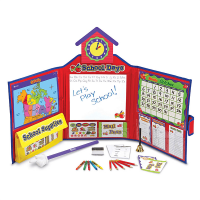 Learning Resources Pretend & Play School Set - Canadian Version