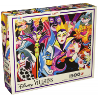 Ceaco Disney's Villains Puzzle (1500 Pieces)