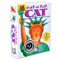 Gamewright Rat-A-Tat-Cat Card Game