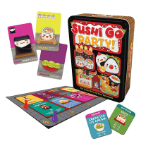 Gamewright Sushi Go Party! Card Game Tin