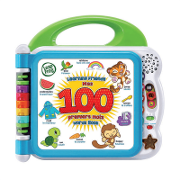 Vtech Learning Friends 100 Words Book