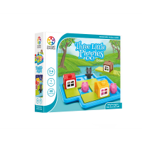 Smart Games 3 Little Piggies Deluxe