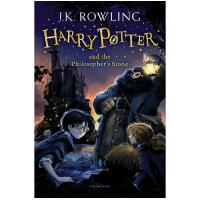 Harry Potter and the Philopher's Stone Book