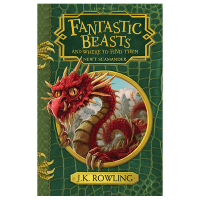 Fantastic Beasts and Where to Find Them Book