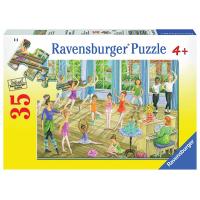 Ravensburger Ballet Lesson 35 Piece Puzzle