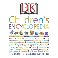 DK Children's Encyclopedia Book