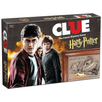 Usaopoly Harry Potter Clue Game