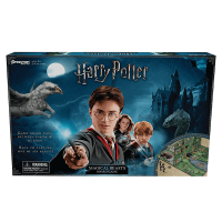 Pressman Toys Harry Potter Magical Beasts Board Game