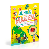 Junior Maker Book
