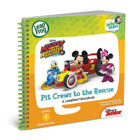 Leapfrog Leapstart 3D Mickey and the Roadster Race Book