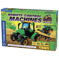 Thames and Kosmos Remote Control Machines Farm
