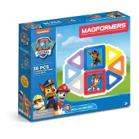 Magformers Paw Patrol Pull Up Pup 36 Piece Set