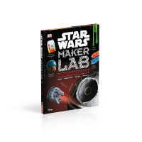 Star Wars Maker Lab Book
