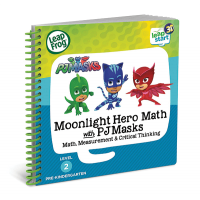 Leapfrog Leapstart Pre-K 3D Moonlight Hero Math Book