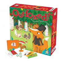 Gamewright Outfoxed! Game