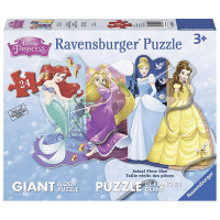 Ravensburger Pretty Princesses 24 Piece Puzzle