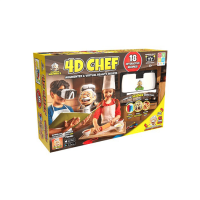 Spicebox 4D Chef Kit