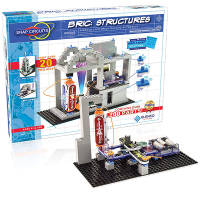 Snap Circuits Bric Structures Set