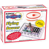 Snap Circuits Flying Saucer Set