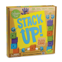 Peaceable Kingdom Stack Up Game